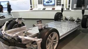The Tesla needs no gearbox
